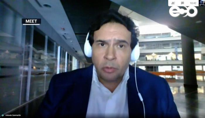 politólogo Antonio Sanmartín