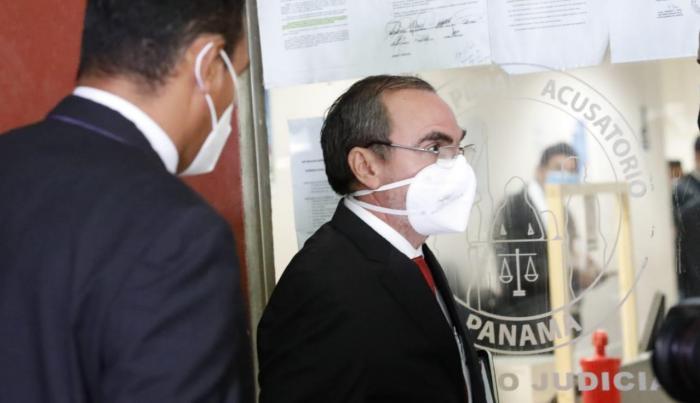 Rolando López, exdirector del Consejo de Seguridad.