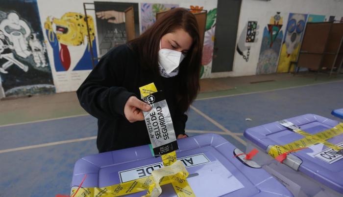 Votación Chile