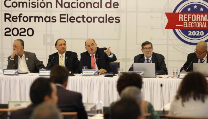 Comisión Nacional de Reformas Electorales