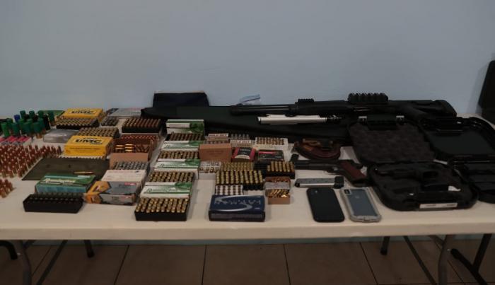 En la 'Operación Furia'  ejecutaron 28 diligencias simultáneas de allanamiento