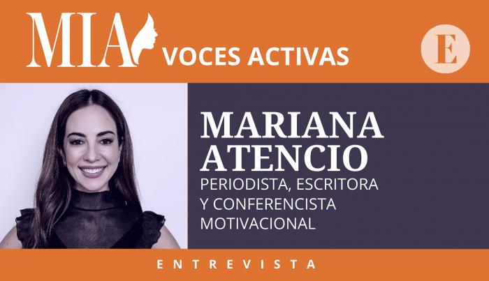Entrevista Mariana Atencio
