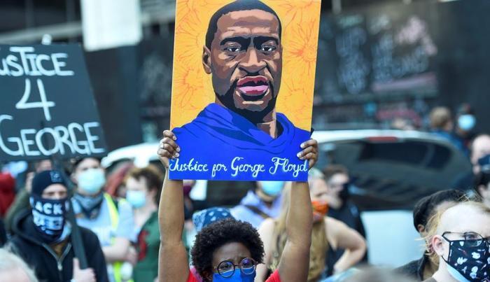 Protestas por George Floyd