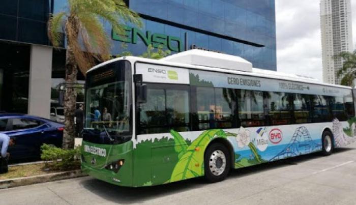Movilidad Eléctrica en Panamá