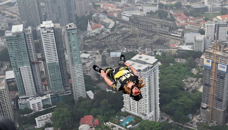 Salto Base 2019, Malasia