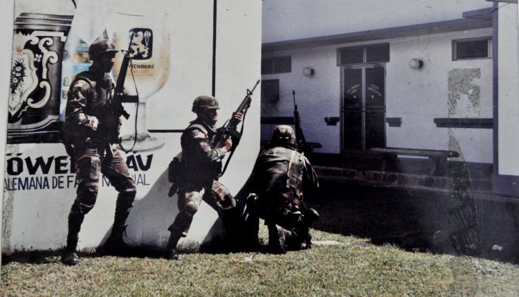 Invasión de Estados Unidos a Panamá, 20 de diciembre de 1989
