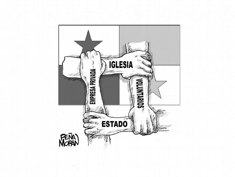 Panamá estará de pie