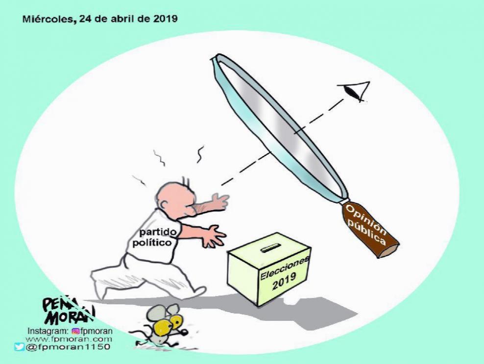 La Opinión Gráfica del 24 de abril del 2019