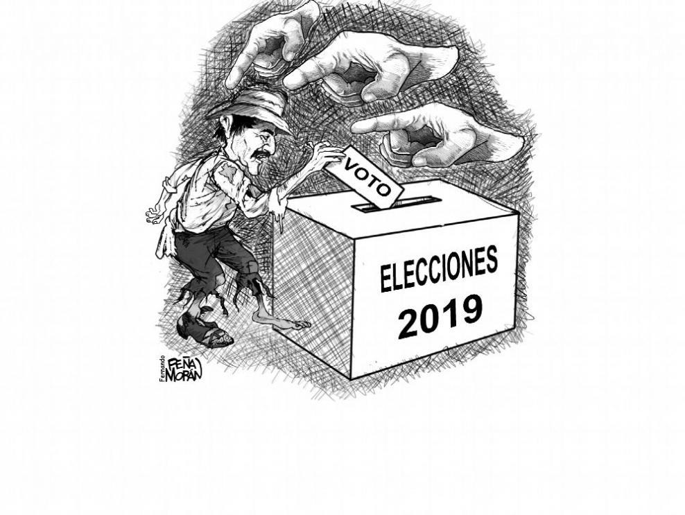 Partidos y elecciones en 2019 o es solo un espejismo