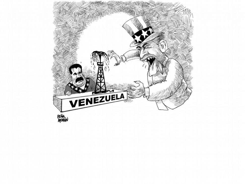 Varela abandona a Venezuela en su lucha contra EE.UU.
