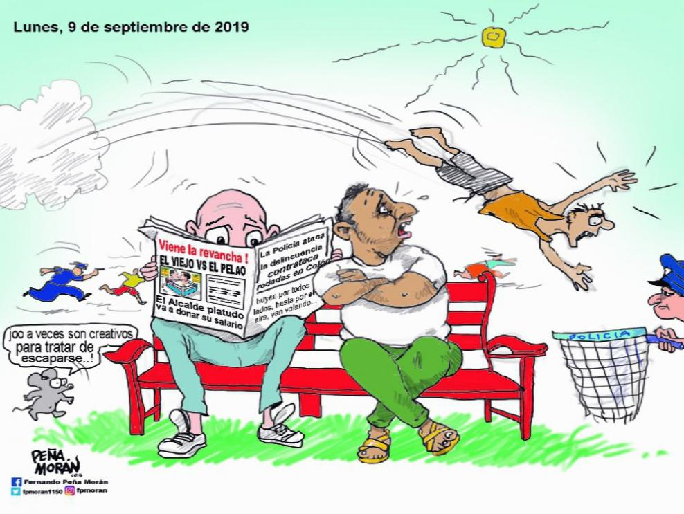 La Opinión Gráfica del 9 de septiembre del 2019