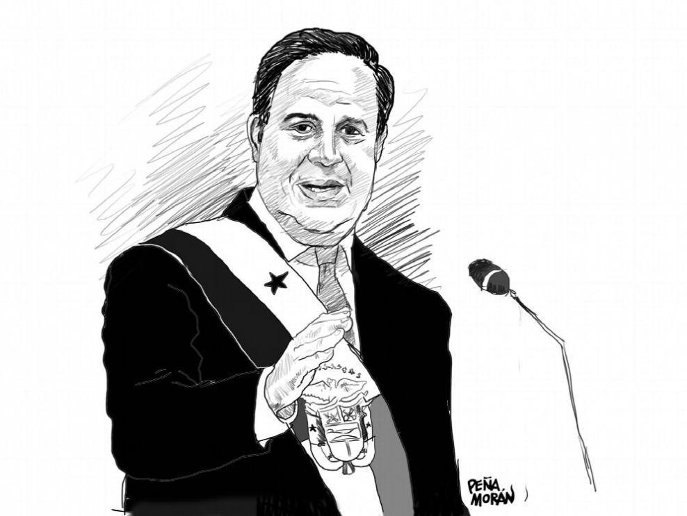 El mensaje de Varela se olvidó del país