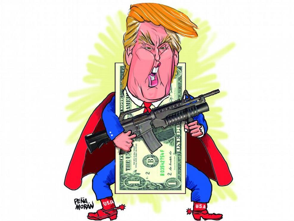 La crisis del capitalismo y la aparición de Trump (I)