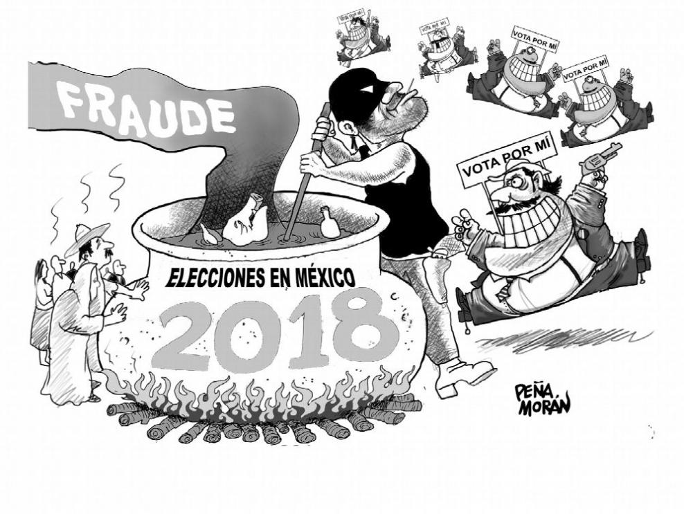 Elecciones en México: no a la violencia, sí a la paz