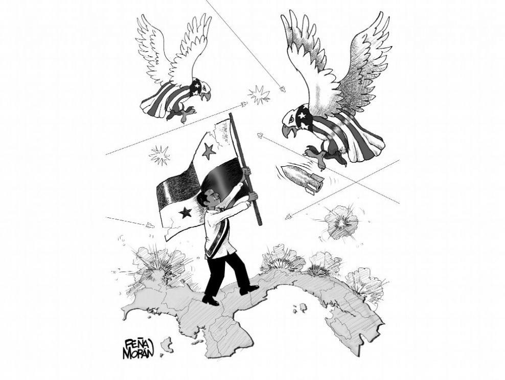 Muchos jóvenes panameños sacrificaron sus vidas