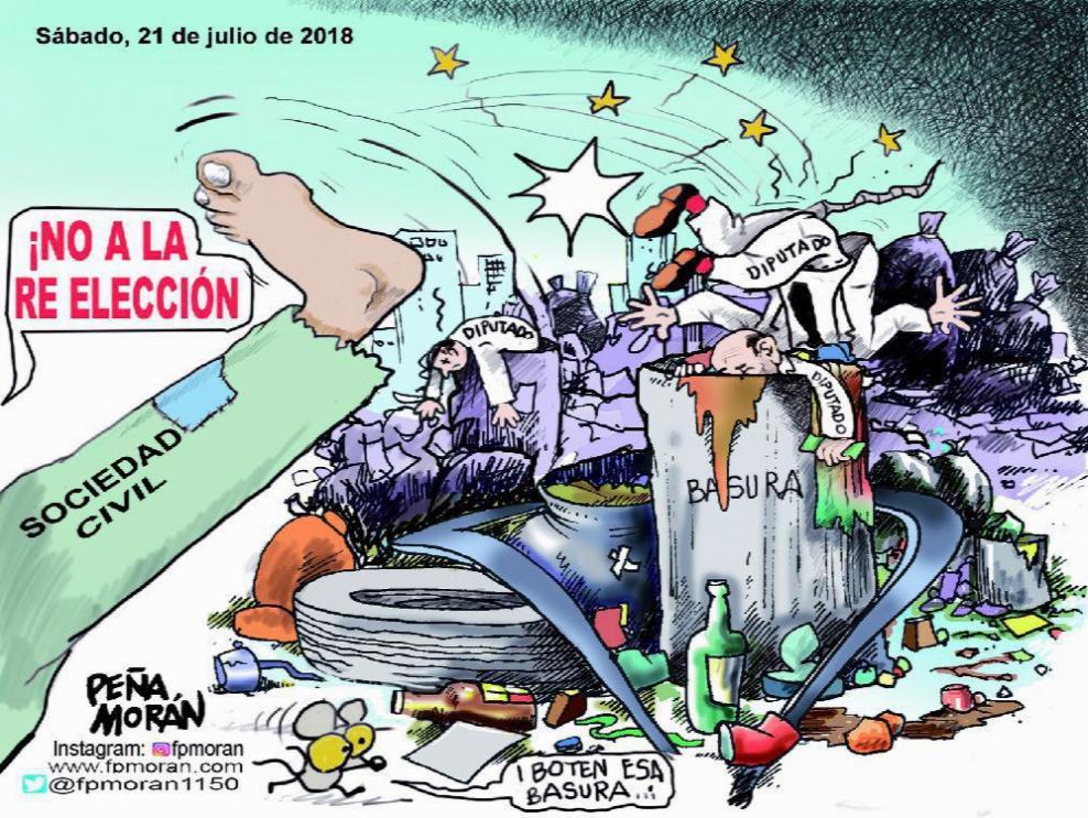 La Opinión Gráfica del 21 de julio del 2018