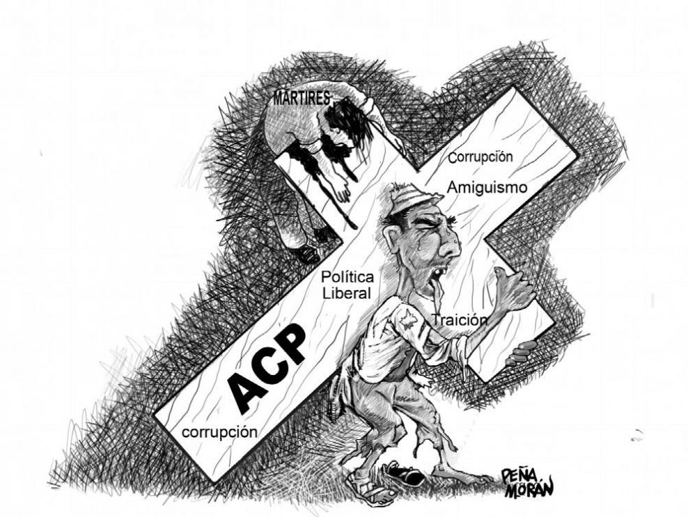 El vía crucis de la ACP