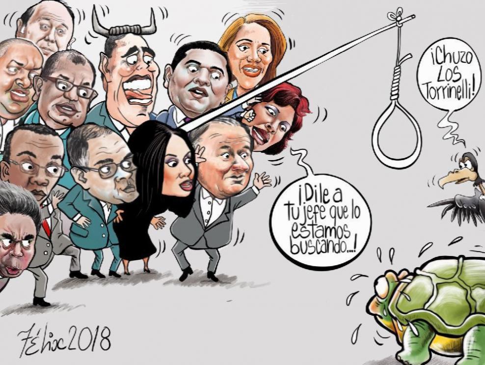 La Opinión Gráfica del 15 de mayo del 2018