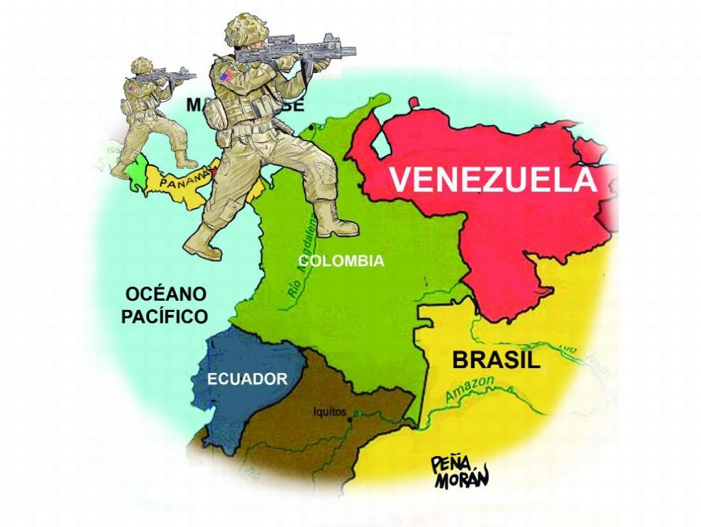 La invasión silenciosa de EE.UU. a Panamá
