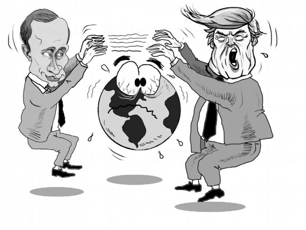 El encuentro de Trump y Putin en Helsinki