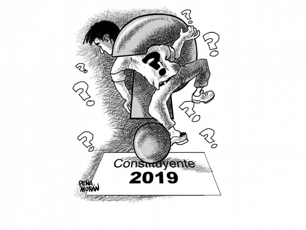 Las fallas de fondo y forma de la Constituyente
