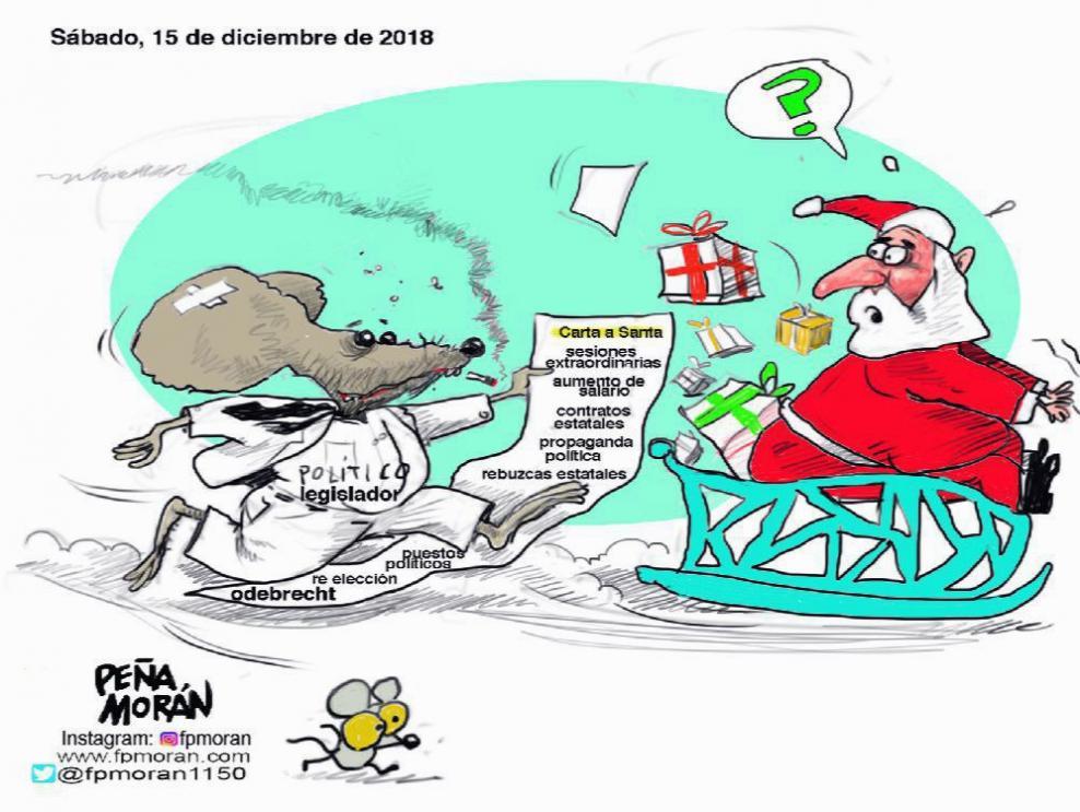 La Opinión Gráfica del 15 de diciembre del 2018