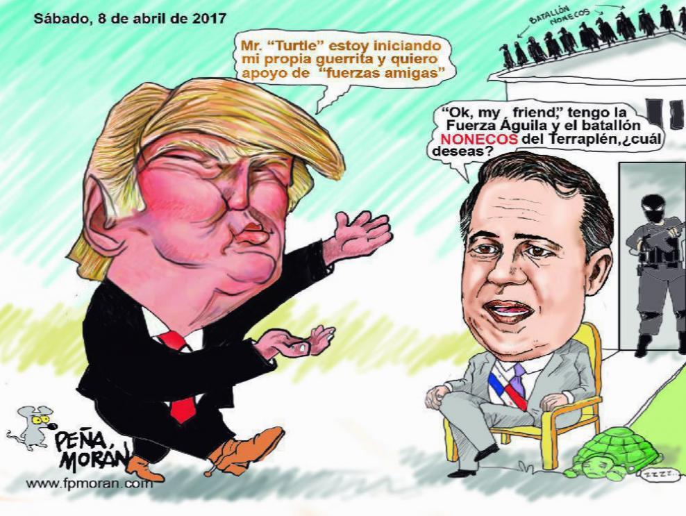 La Opinión Gráfica del 8 de abril del 2017