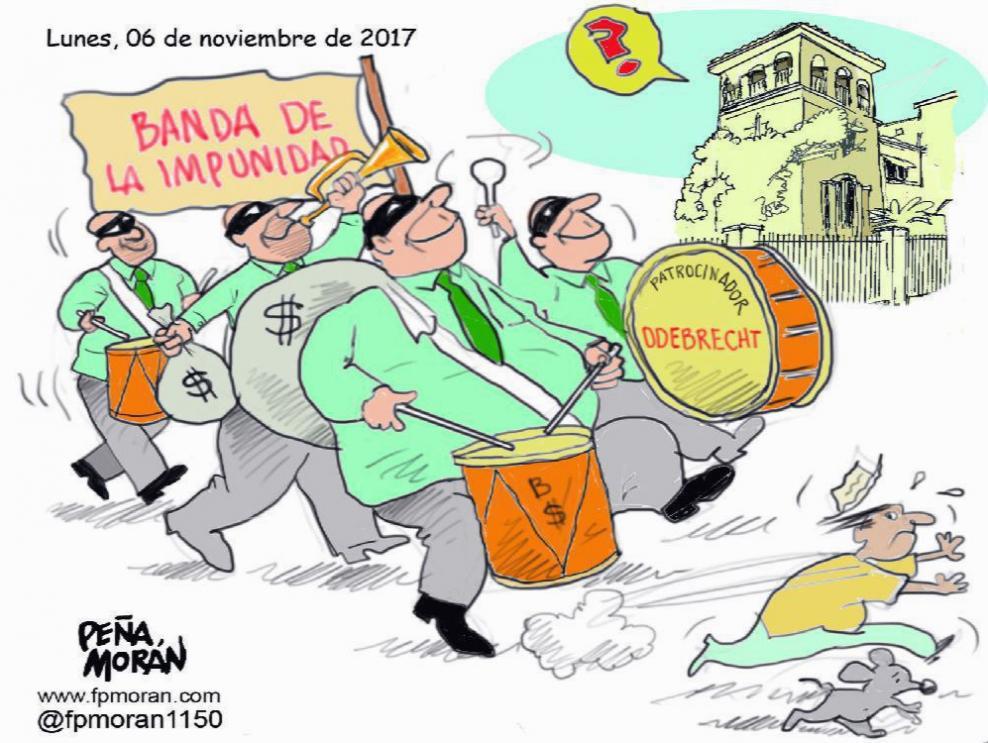 La Opinión Gráfica del 6 de noviembre del 2017