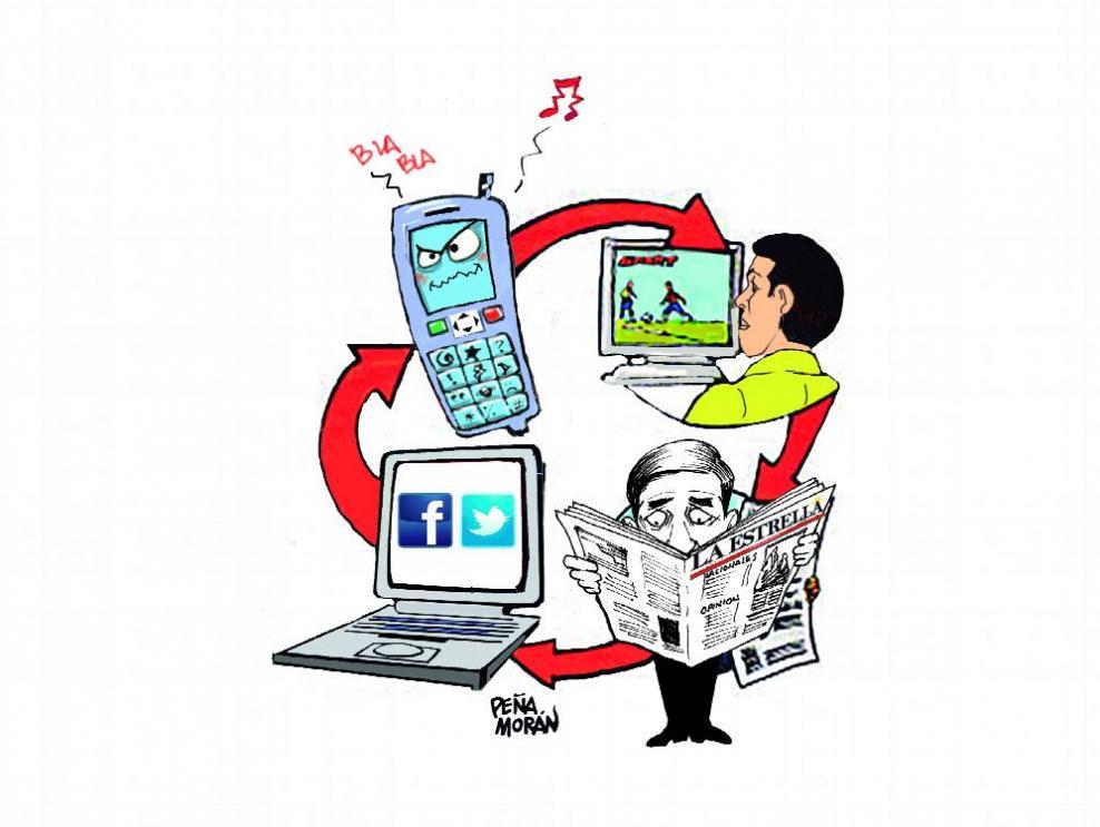 La sociedad del conocimiento y la información