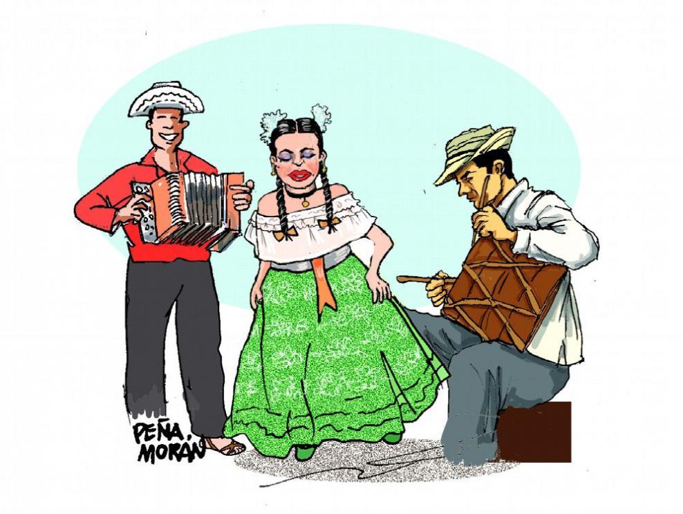 'Cumbia panameña', verdadero nombre de nuestra música típica
