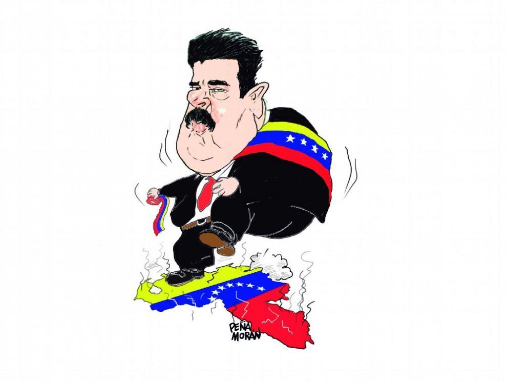 Ya Venezuela no da para más