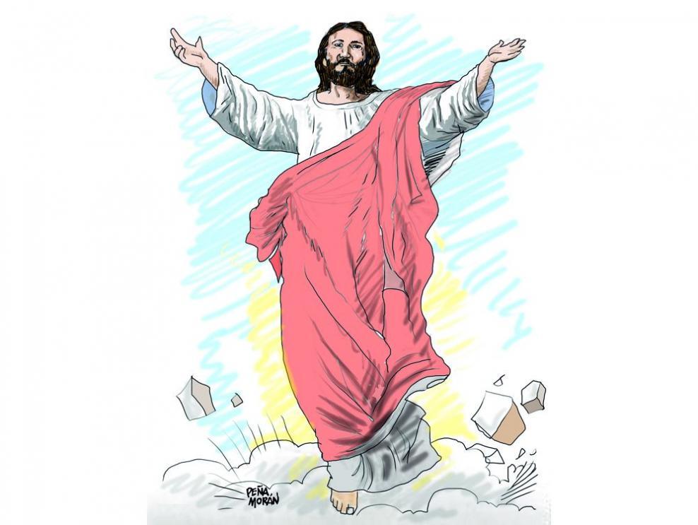Resurrección y conspiraciones