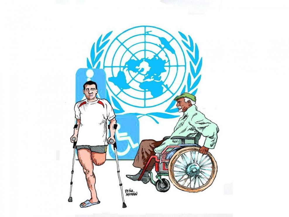 Desigualdad laboral hacia las personas con discapacidad