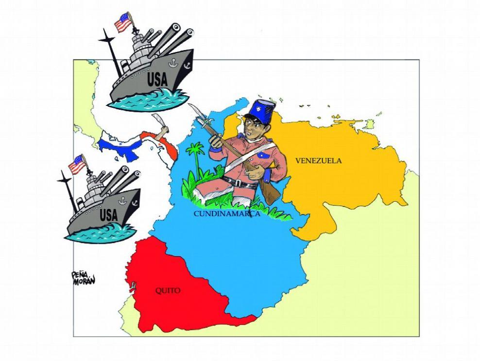 La reacción colombiana ante la Separación de 1903