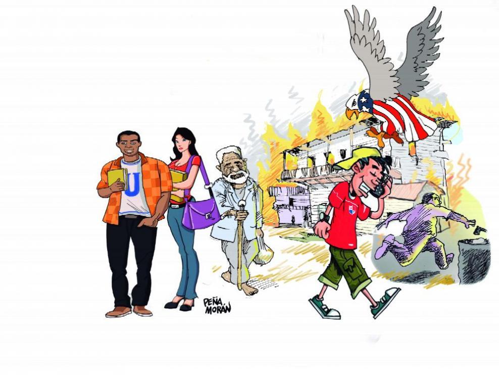 La invasión a Panamá y el barrio de El Chorrillo