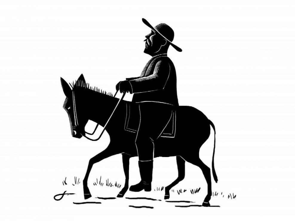 Sancho, el héroe cervantino