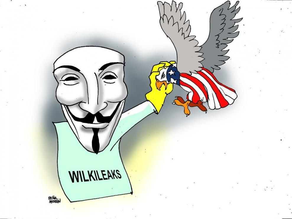 Wikileaks a la carga contra el imperio