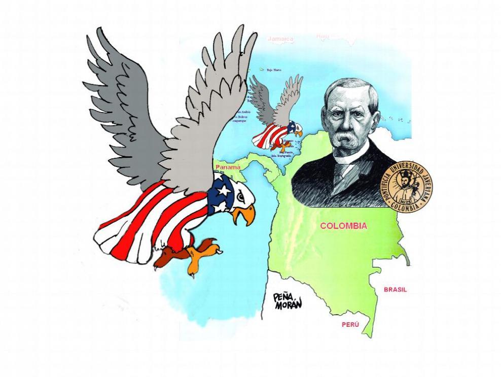 El Dr. Justo Arosemena se pronuncia en contra del intervencionismo en América Latina*