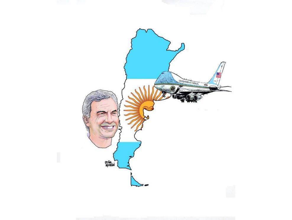 La apuesta de Obama en Argentina