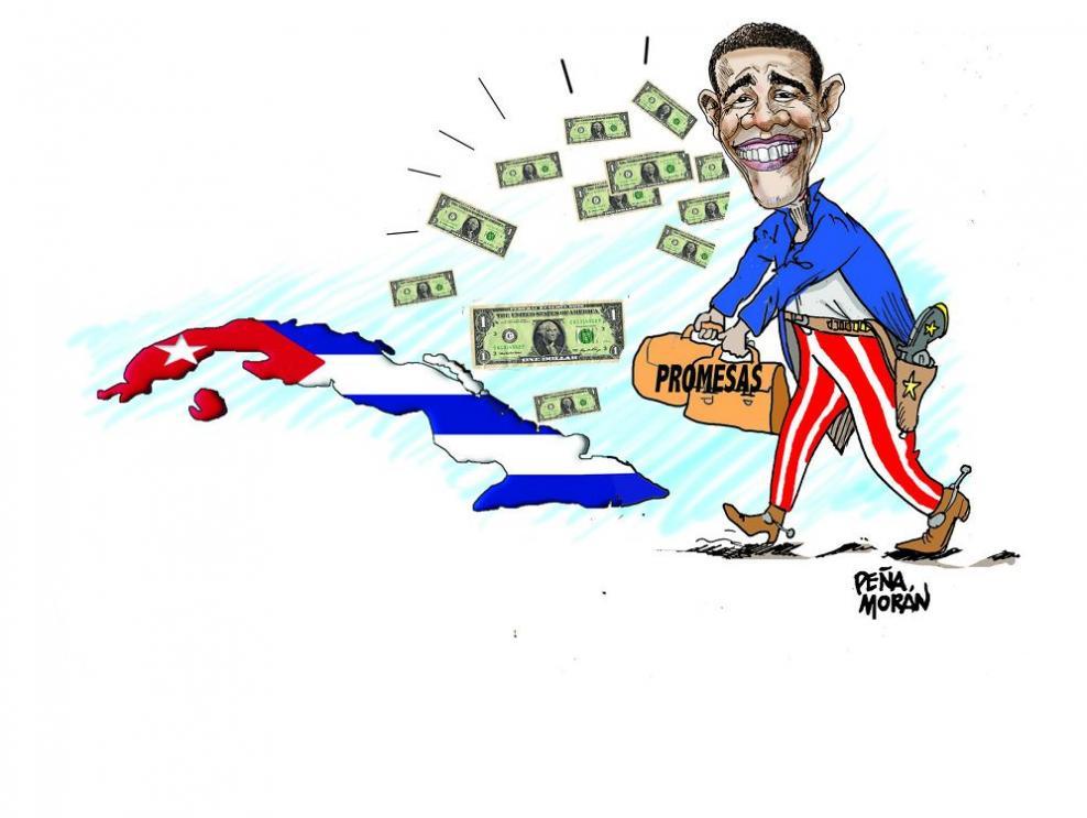 La visita de Obama a La Habana
