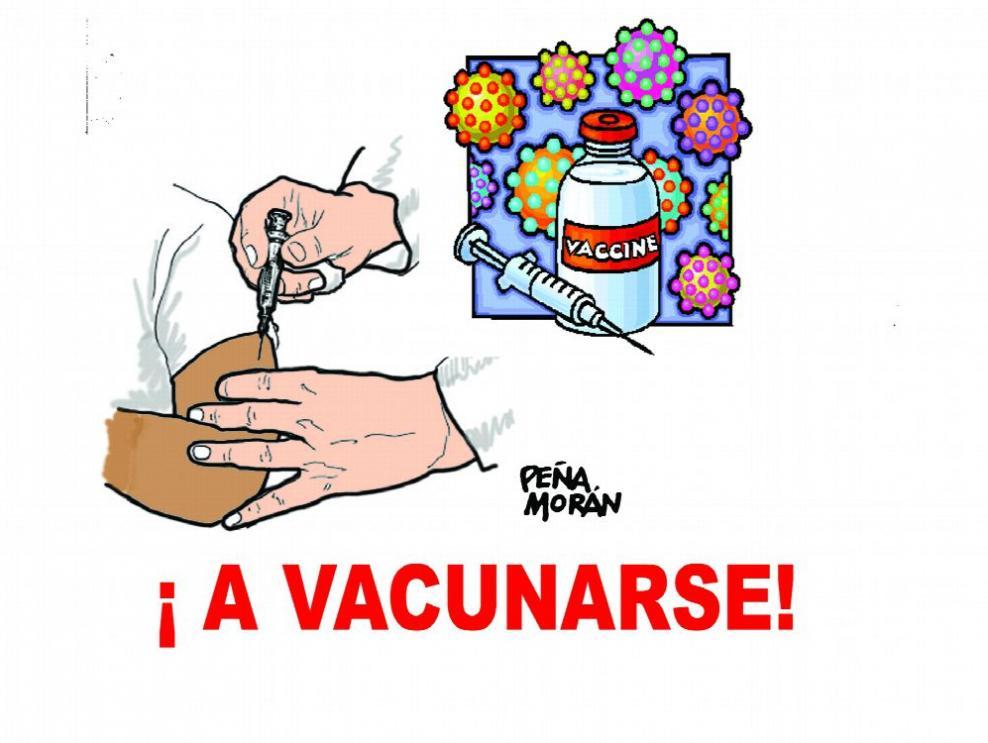 Vacunarse, una responsabilidad