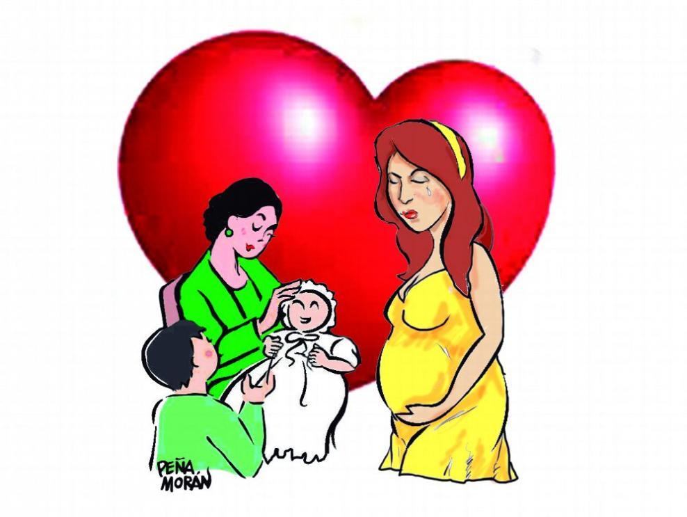 El mayor regalo, ser madre