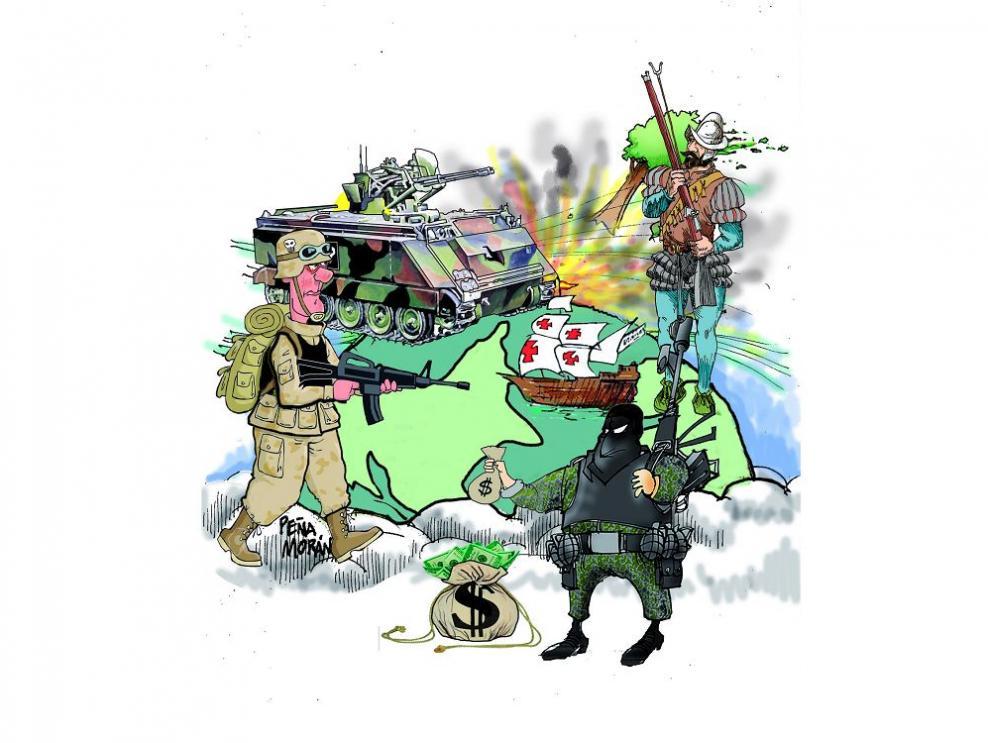 Las guerras globales y las potencias emergentes (II)