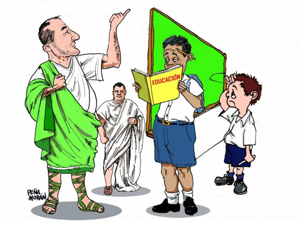 El papel del maestro en la historia