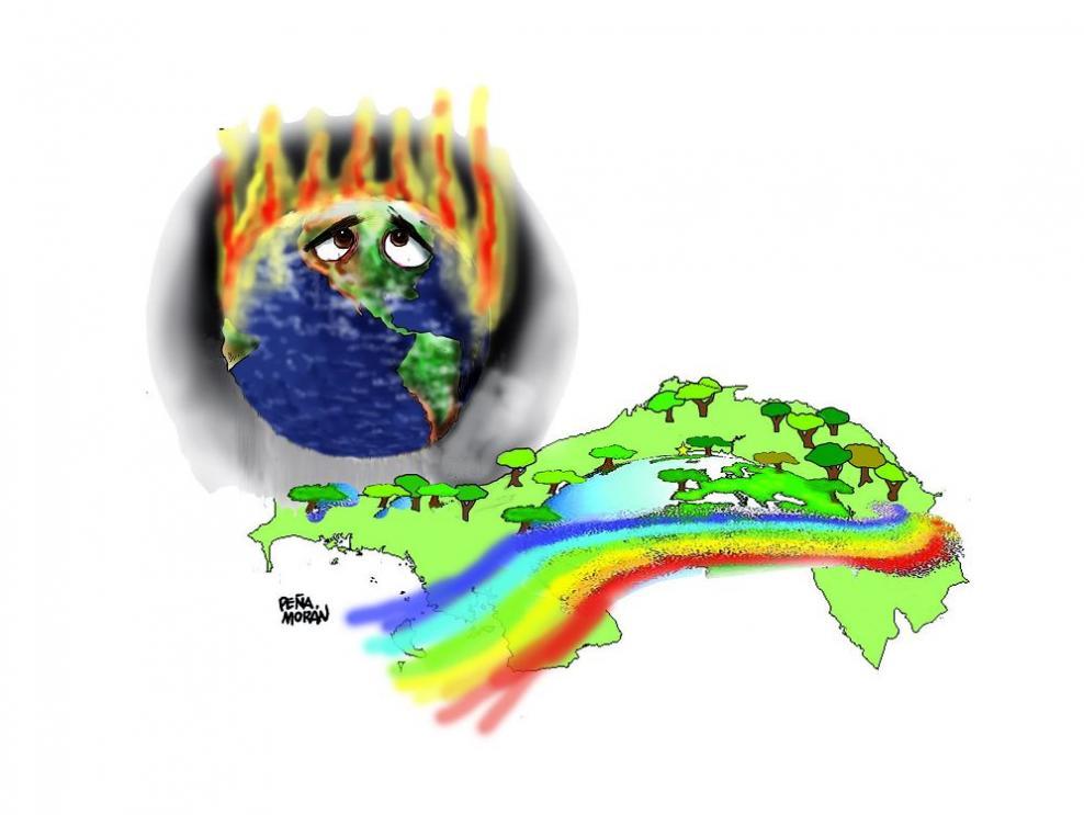 Panamá ante el cambio climático
