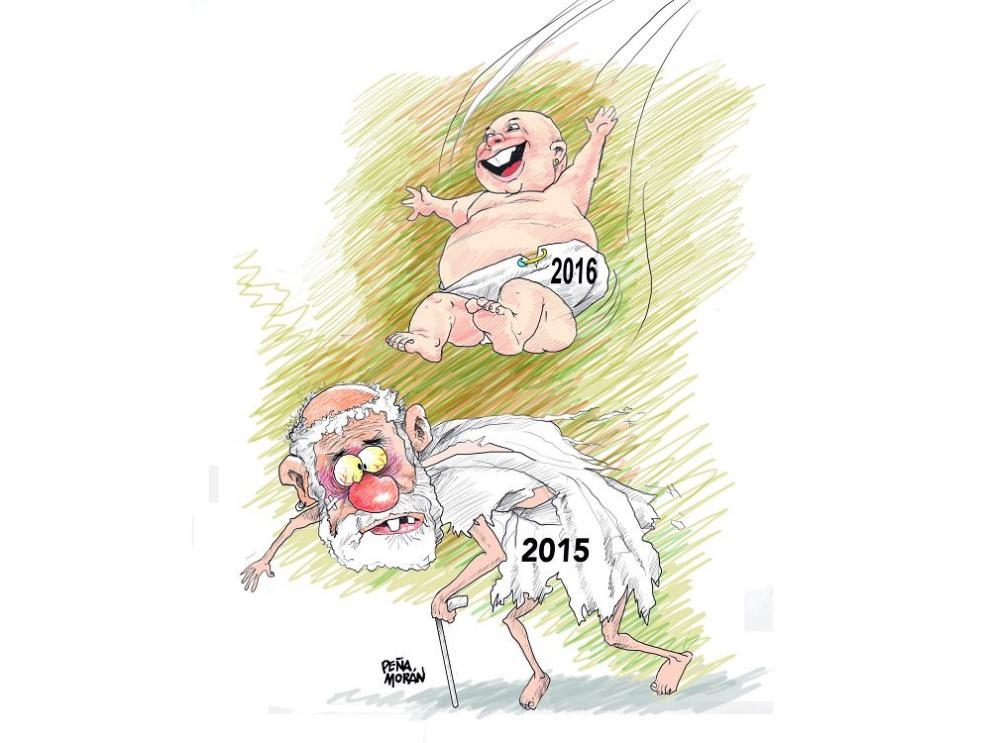¿Se harán verdaderos cambios en el 2016?