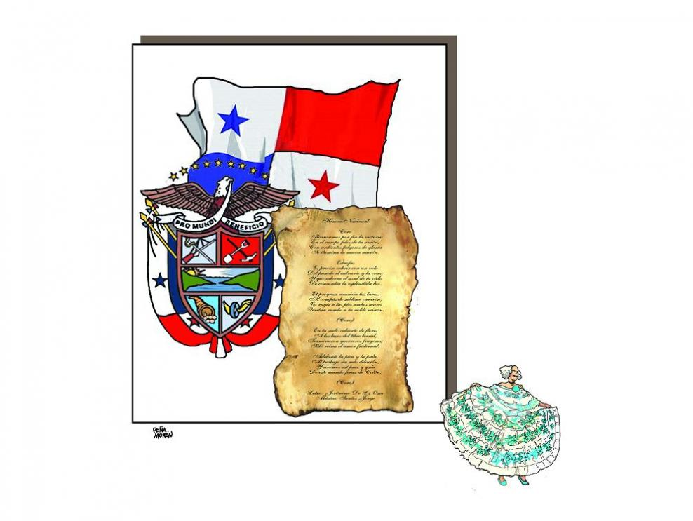 Símbolos de la Nación y signos de la nacionalidad, diferencias...