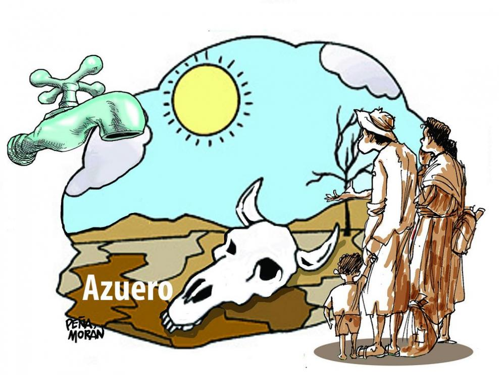 Grito de santeños y herreranos: ¡reforestemos Azuero!