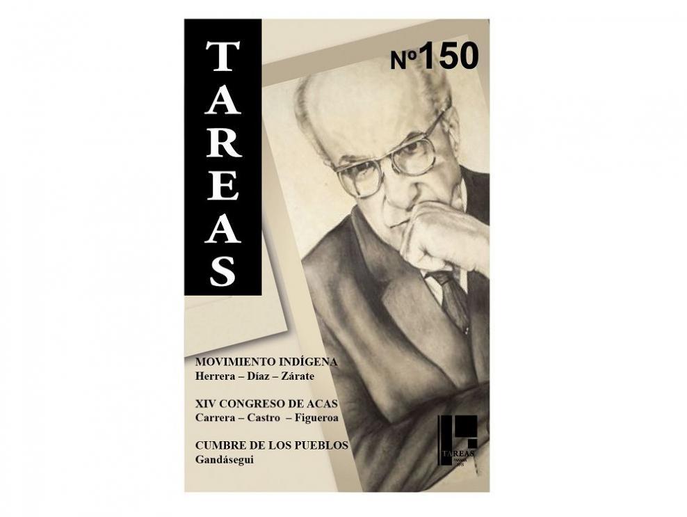 La revista TAREAS: el legado de Ricaurte Soler