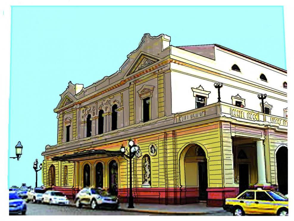 El cierre del Teatro Nacional: vergüenza patrimonial
